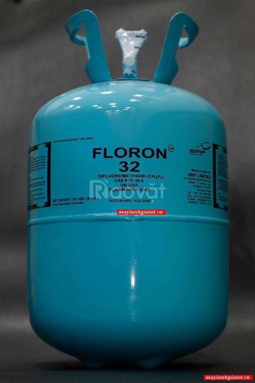 Đại lý bán gas lạnh Floron R32