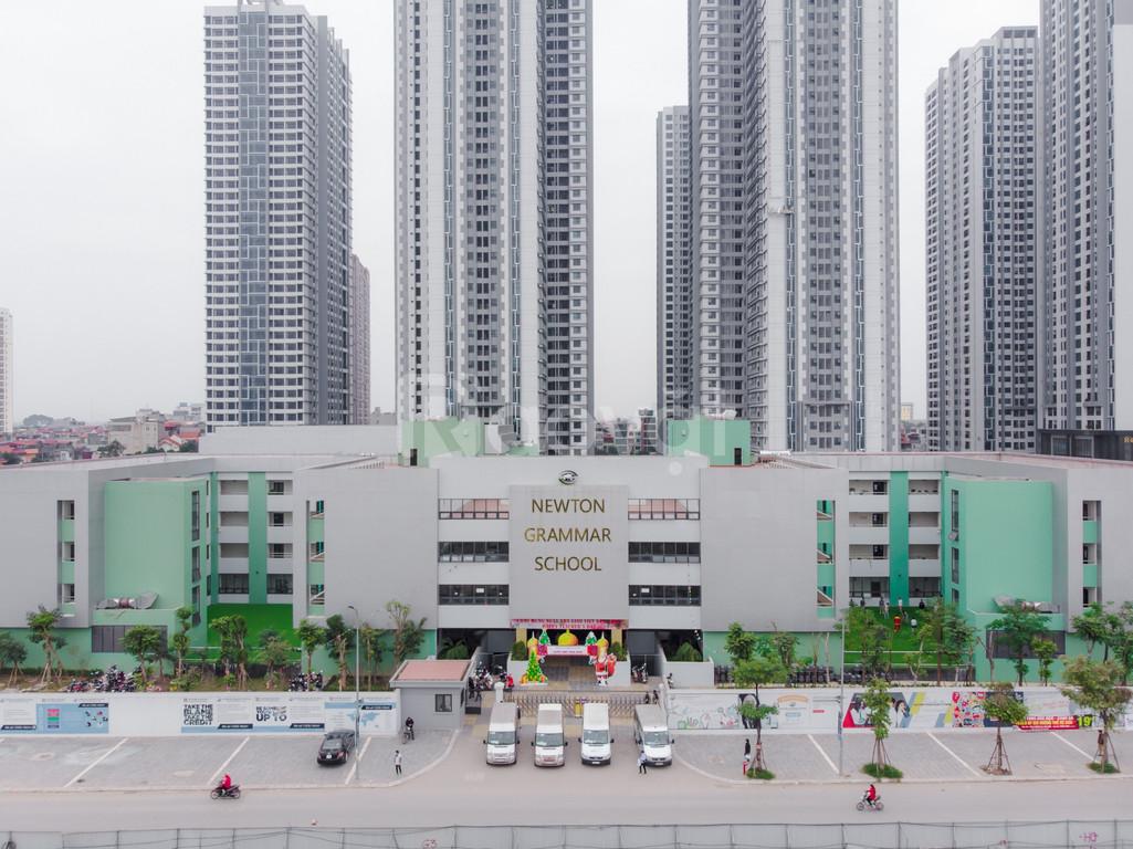 Chung cư cao cấp Goldmark City, 136 Hồ Tùng Mậu