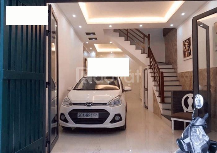 Nhà mới - ô tô vào nhà Kim Ngưu 38mX 5T, MT3.8m, 5.8 tỷ