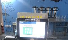 Bán máy tính tiền cho quán trà chanh, trà sữa giá rẻ tại Đà Nẵng