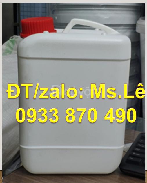 Can nhựa 3.5 lít đựng nước xả comfort,can nhựa 5 lít giá rẻ TPHCM