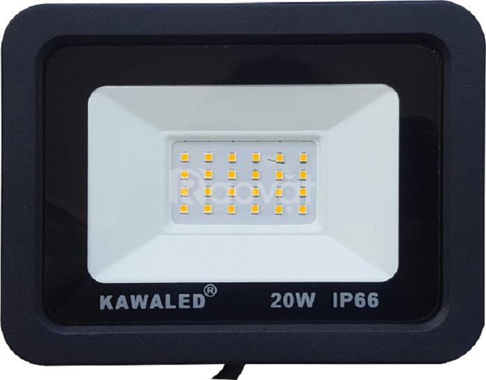 Đèn pha led cảm ứng hồng ngoại FLHS20W -100W