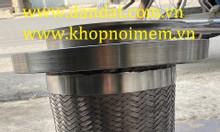 Bản vẽ khớp nối mềm inox mặt bích 10K, khớp giãn nở inox, ống mềm PCCC