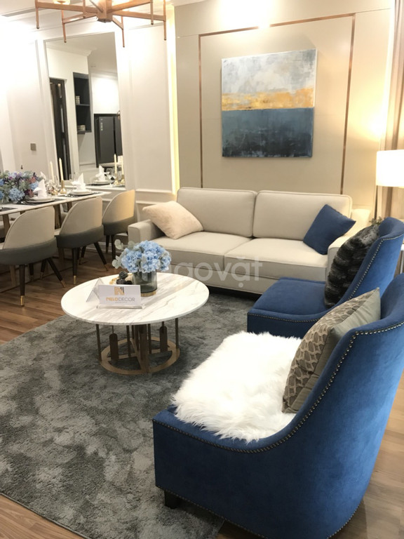 Bán căn hộ chung cư cao cấp Goldmark City, căn góc 3 PN view đẹp (ảnh 5)