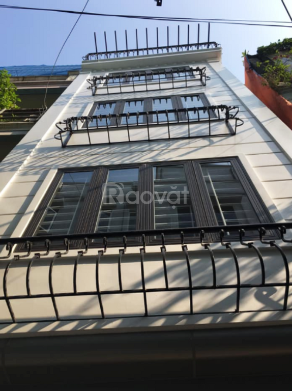 Bán nhà mới 5 tầng phố Tân Mai, Hoàng Mai 23m2 giá 1.8 tỷ