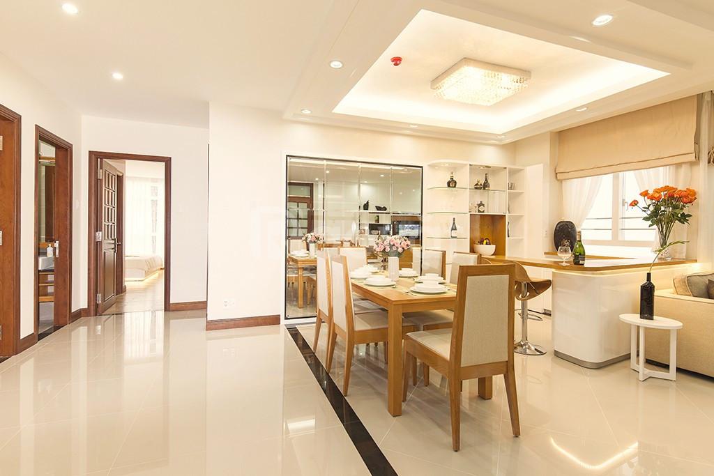 Gia đình cần bán cắt lỗ dự án MHDI 60 Hoàng Quốc Việt, 117m2, giá 28tr