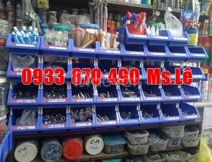 Khay nhựa đựng dụng cụ ốc vít giá rẻ nhất TPHCM