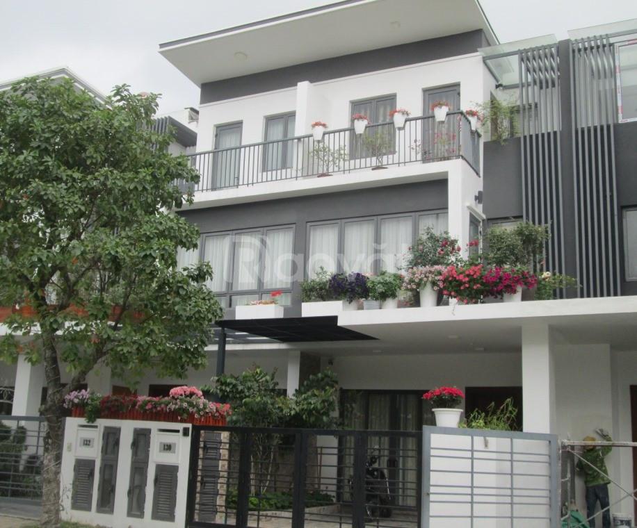 Biệt thự KĐT Văn Phú đường xe tải tránh 222m2