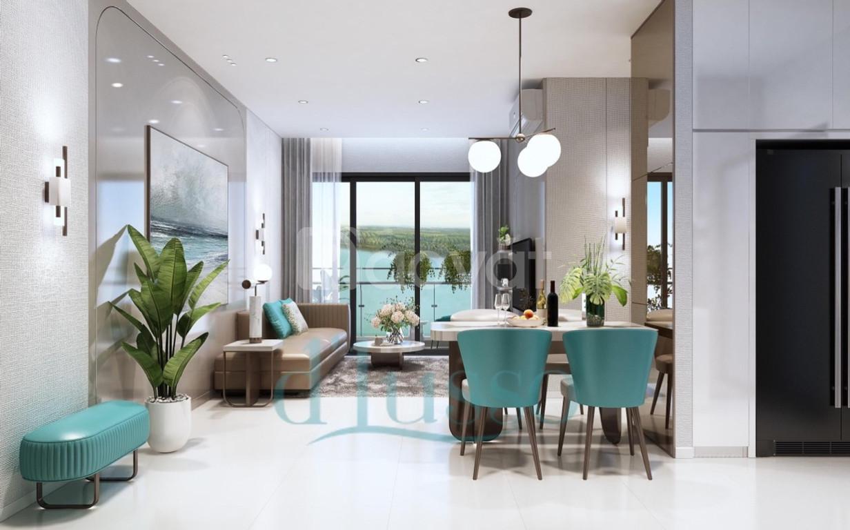 Căn hộ D'Lusso Emerald  - căn hộ hoàn hảo cho chị trường tương lai