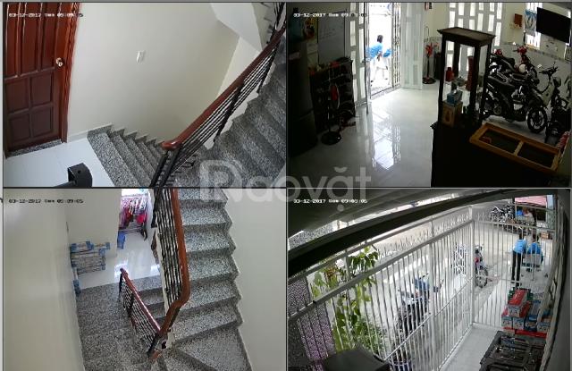 Lắp đặt camera tại Thái Hà, Đống Đa, Hà Nội (ảnh 1)