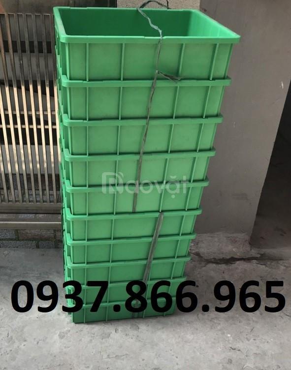 Hộp nhựa B9 làm từ nhựa PP nguyên sinh an toàn đựng thực phẩm