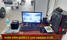 Phần mềm quản lý tính tiền dùng cho garage ôtô tại TP HCM