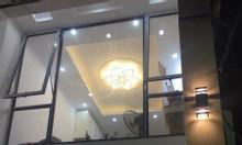 Nhà mới 6 tầng 35m2 Phan Kế Bính Ba Đình, ngõ rộng