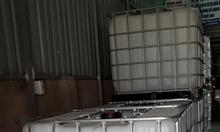 Vỏ thùng nhựa đựng hóa chất 1000 lít,tank nhựa 1000L