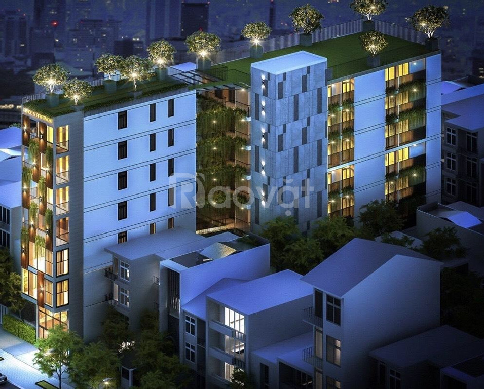 Văn phòng cho thuê mới xây trung tâm TP.Đà Nẵng MT đường Đống Đa