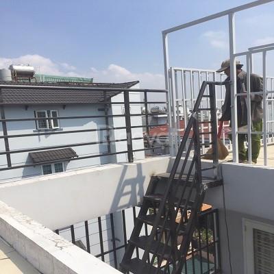 Sửa cửa sắt, cầu thang hàng rào tại Gò Vấp