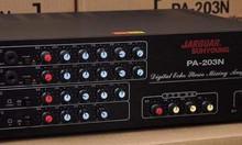 Amply Jarguar PA 203 N 8 sò, Loa karaoke BMB 350 bass