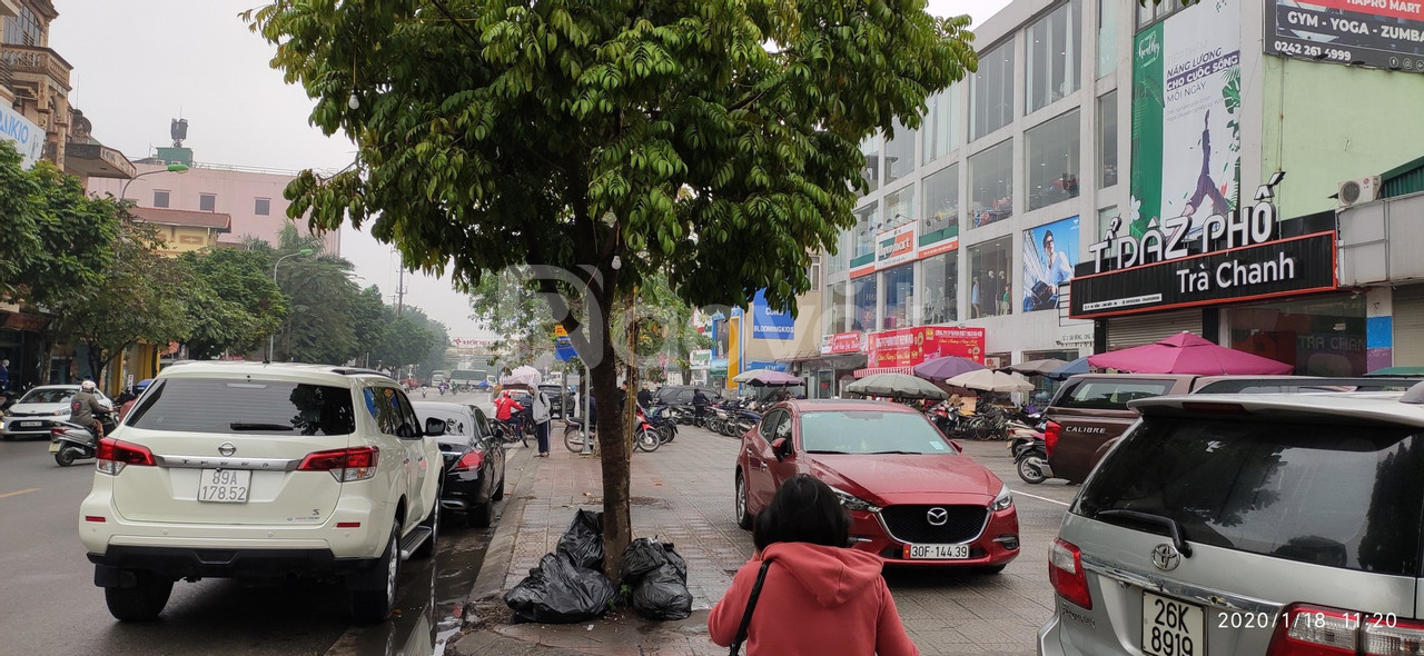 Chính chủ cho thuê mặt tiền phố Quận Long Biên, Hà Nội diện tích 735m