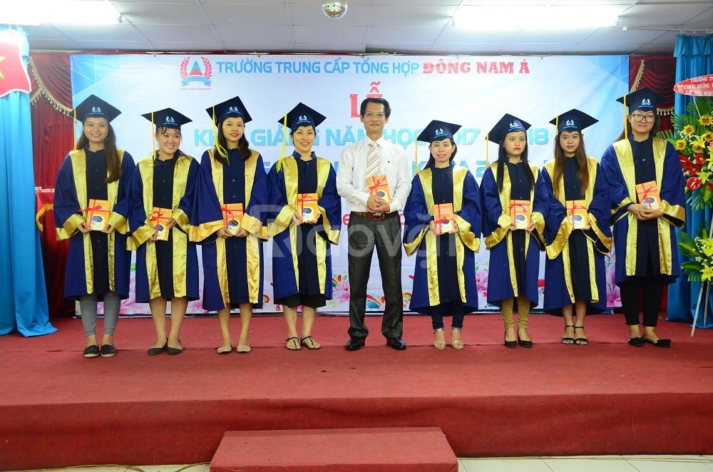 Xưởng may áo cử nhân, áo tốt nghiệp mầm non giá rẻ