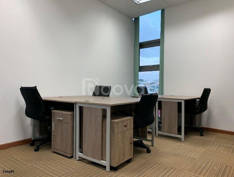 Cho thuê văn phòng Quận 3 5soffice