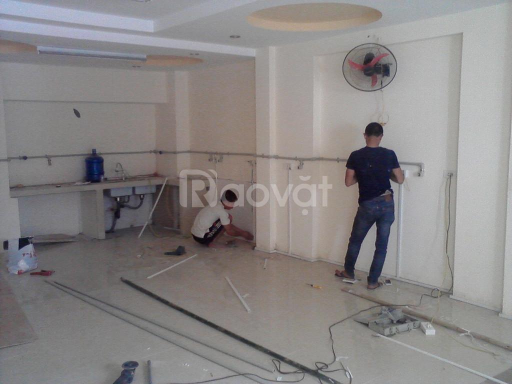 Thợ sửa chữa điện nước tại Kim Mã, Liễu Giai, Phố Văn Cao