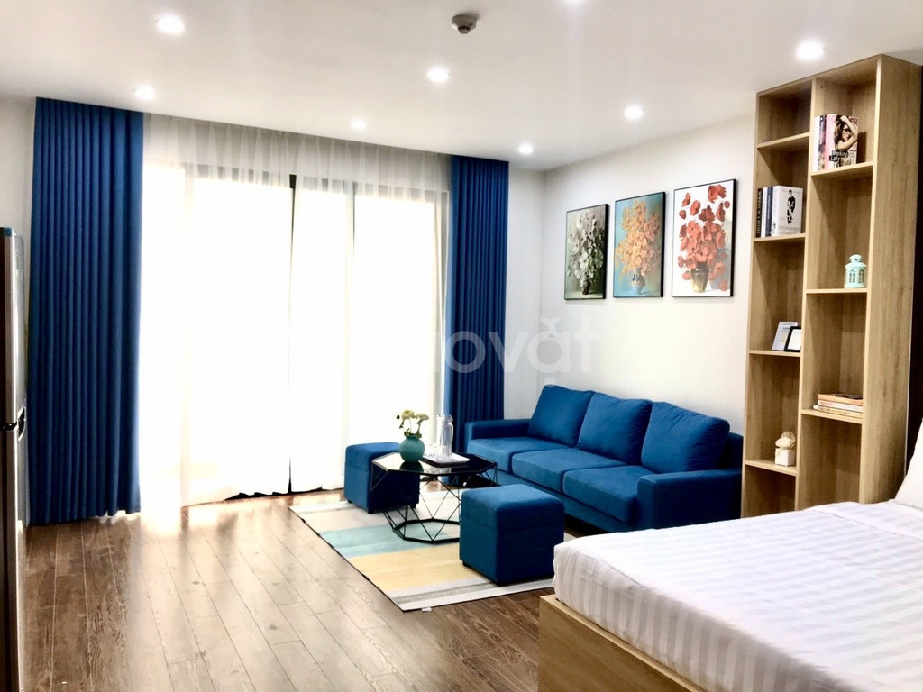 Cho Thuê 1PN+1 D'capitale  Full nội thất mới 100%