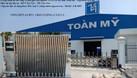 Cổng xếp tự động cổng xếp inox lắp tại cần thơ- Tại nhà máy Toàn Mỹ (ảnh 1)