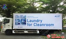 Quảng cáo trên xe tải kênh quảng cáo hiệu quả cho Doanh Nghiệp