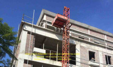 Xưởng sản xuất vận thăng nâng hàng xây dựng tại HN