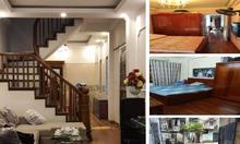 Bán nhà mới phố Yên Hòa 38m2, 4 tầng, 4PN, giá 3.5 tỷ