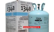 Phân phối giá sỉ và lẻ gas lạnh R134A Dupont - Điện máy Thành Đạt