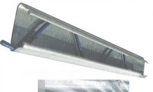Thanh nẹp + ziczac lò xo máng nẹp zigzag liên kết và cố định màng nhà