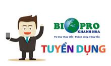 Biopro Khánh Hòa tuyển: Sales Online thuốc thủy sản