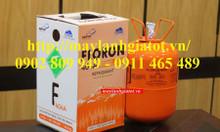 Đại lý bán gas lạnh Floron R404A và các vật tư ngành lạnh khác