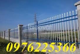 Hàng rào lưới thep