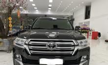 Bán Toyota Land Cruise 5.7 nhập Mỹ, màu đen, đăng ký tháng 1/2020