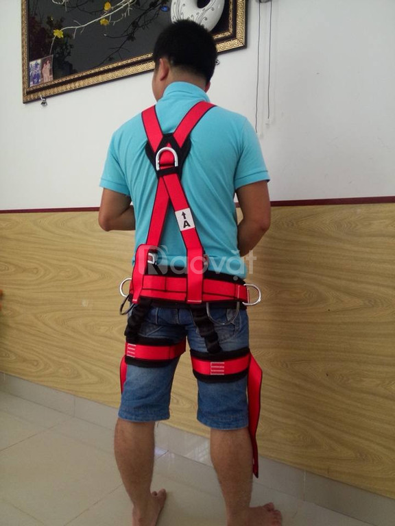 Đai an toàn toàn thân leo núi - thiết bị leo núi làm việc trên cao
