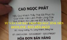 Lắp đặt máy tính tiền chocửa hàngbánh ngọt tại Đồng Nai