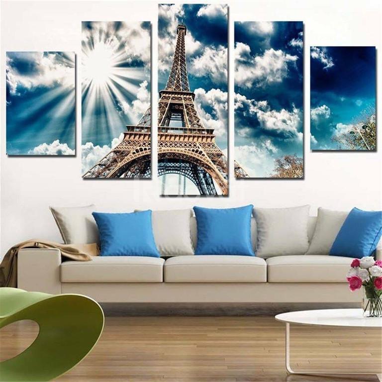 Tranh 3d trang trí nội thất gia đình (ảnh 6)