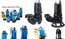 Bơm chìm nước thải Tsurumi 11kw, 7.5kw, 5.5kw, 3.7kw
