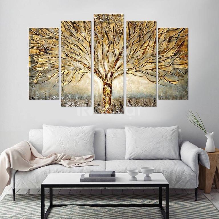 Tranh 3d trang trí nội thất gia đình (ảnh 8)