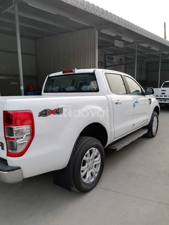 Ford Ranger Limited - mới của dòng xe ranger