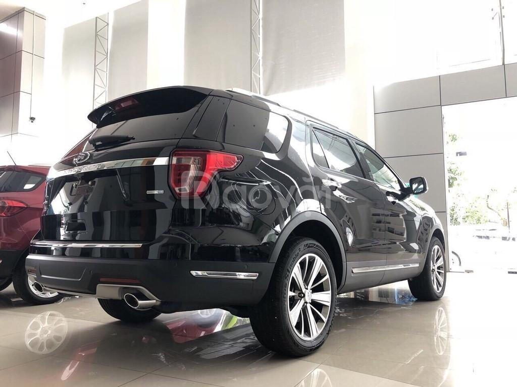 Ford Explorer - cho 1 năm đẳng cấp