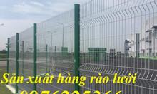 Sản xuất hàng rào lưới thép, lưới hàng rào tại Hà Nội
