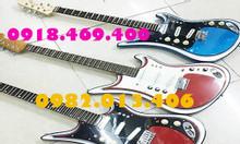 Đàn guitar điện tân cổ nhạc Tesco chính hãng âm thanh chuẩn mẫu đẹp