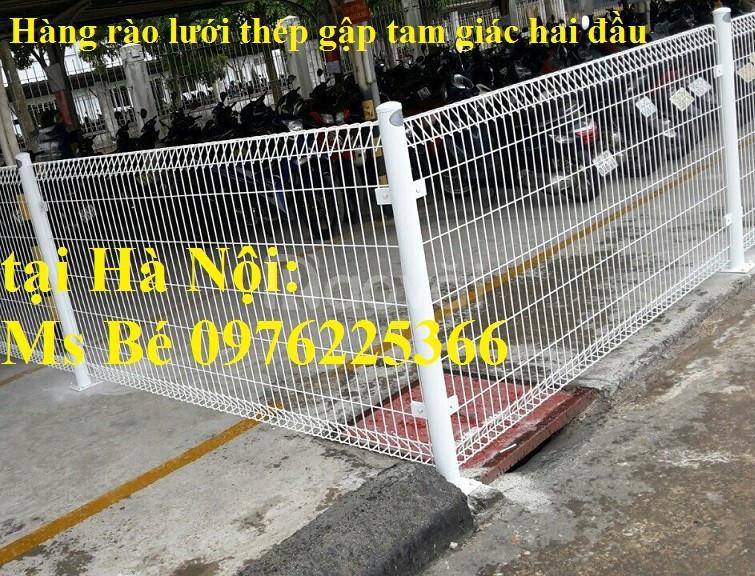 Hàng rào mạ kẽm, hàng rào lưới thép, lưới thép hàn