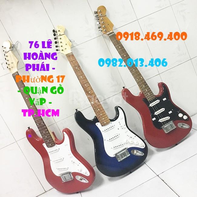 Nơi bán đàn guitar điện giá cả chất lượng thích hợp cho người mới tập