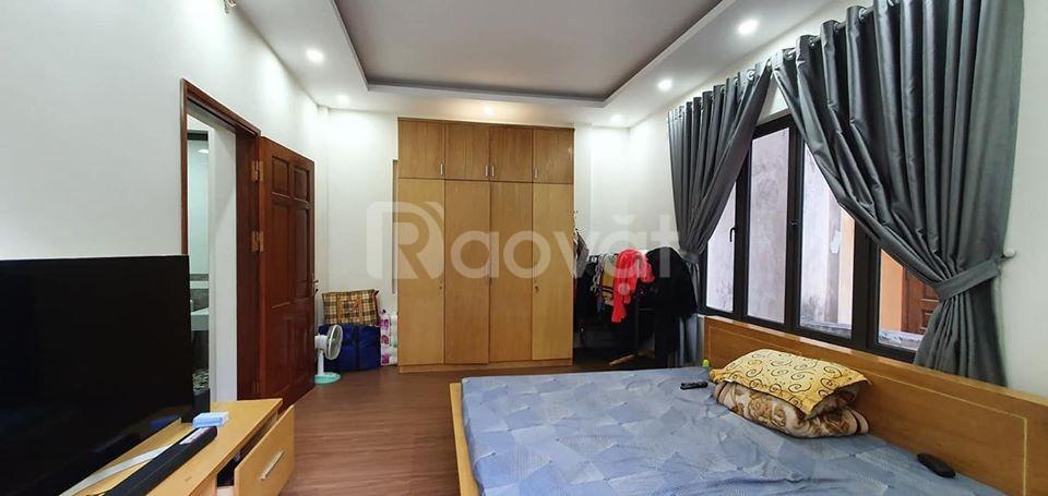 Đẹp long lanh, không tì vết, Nguyễn An Ninh, Hoàng Mai, 49m2 x 3T, giá 4,35 tỷ