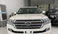 Bán Toyota Land Cruise VXR 4.6 màu trắng 2019 nhập trung đông mới 100%