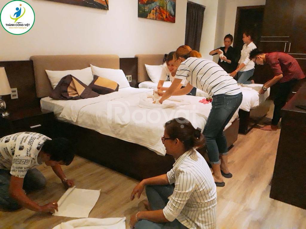 Học nghiệp vụ buồng cấp tốc tại Đà Nẵng